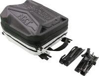 Skinz Snow Bike QR Tunnel Pack Bag Black/White NXTP120-QR-WHT