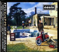 OASIS-BE HERE NOW STANDARD EDITION-JAPAN CD BONUS TRACK F30