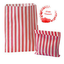 Valentine's Day Red Heart  24 round 40mm stickers sweet cones bags boxes favours
