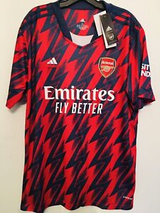2021-22 Arsenal FC Concept Soccer Football jersey XL