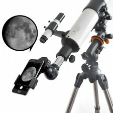 Phone Telescope Mount Adapter 26.4-46.4mm Eyepiece Spotting Scope Holder