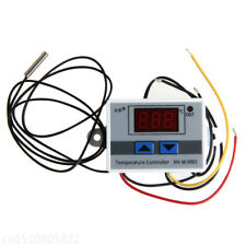 Digital LED Thermometer Temperature Controller AC 220V 10A Thermostat Incubator