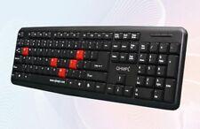 Quantum USB Keyboard Standard for PC Desktop Laptop QHM 7403 with Rupee Font