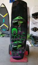"Ronix pro wakeboard 56"" with Ronix bindings and boots"