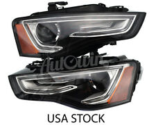 BRAND NEW AUDI A5 B8 FL BI XENON HEADLIGHT LEFT AND RIGHT SIDE OEM ORIGINAL USA