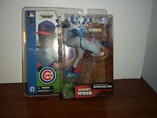 2002 Mcfarlane'S Sports Picks- Chicago Cubs #34 Kerry Wood Series 2 (New)