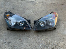 Vauxhall Astra h mk5 2005 headlights (pair)
