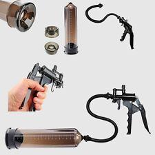 Vakuum Pumpe Penispumpe Potenzpumpe 13te FirePump BLACK mit SCALA Scherengriff