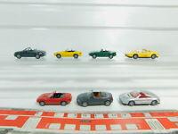 BO615-0,5# 7x Wiking H0/1:87 PKW: Ferrari IAA '95 + Audi TT Cabrio etc, NEUW