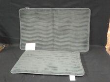 Windsor Home Memory Foam Bath Mat   2-Piece Set  green