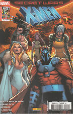 SECRET WARS X-MEN N° 2 Marvel France Panini comics
