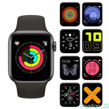 Bluetooth Smartwatch Fitness Armband Fitness Tracker Sportuhr Wasserdicht DE