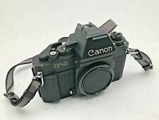 Canon F-1n 35mm professional film camera body