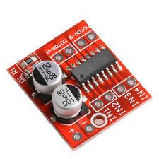 1.5A Dual Channel DC Motor Driver PWM Dual H-Bridge Speed Stepper Driver Module