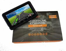 Aguri Motorhome & Caravan RV720 Deluxe Edition Sat Nav With Dash Cam & WiFi