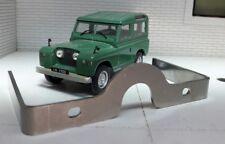 Edelstahl Smiths Armaturenbrett Tacho Klemmhalterung Land Rover Serie 1 2 2a 86