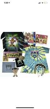 Wwe Ultimate Warrior Limited Edition 750 Collector's Box Wwf Size Small