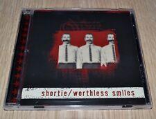 SHORTIE Worthless Smiles NEW SEALED CD Emo Hardcore Earache Soyuz Music Russian