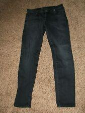 EUC Kut From The Kloth Sz 8 Sienna Skinny Jeans Dark Wash