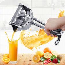 Manuelle Handpresse Squeezer Fruchtsaftpresse Extraktor 10,8 * 11,9 * 22 * 10,2