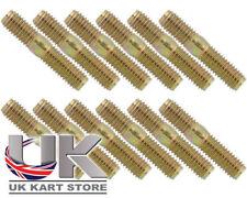 Wheel Stud x 12 TonyKart / Otk / Cadet / Iame / Rotax Go Kart