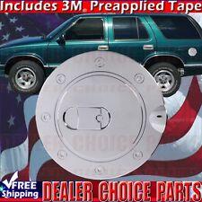 1994-2003 CHEVY S10 1994-2004 GMC SONOMA Chrome Gas Door COVER Fuel Cap Trim