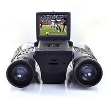 8GB FULL HD SPY CAM BINOCULARS BINOCULAR HIDDEN CAMERA SPYCAM ESPIONAGE DV A121