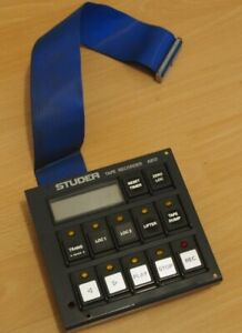 1 x Studer A810 Control Panel ! RAR ! TOP !