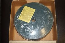 "25 new TYROLIT 7"" x 7/8"" hole 80 Grit Zirconia Alumina abrasive Sanding Discs"