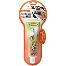 Triplepet Dog Cat Pet Vanilla Flavoured Toothpaste