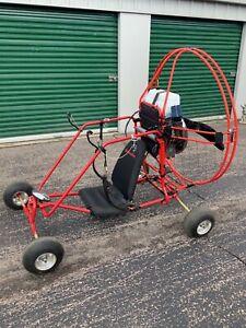 powered paraglider / paramotor / quad/trike / Fresh Breeze Simonini 122