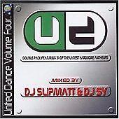 United Dance 4 rare old skool double dance CD mixed by Slipmatt & DJSY