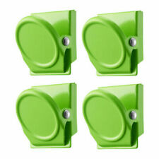 IKEA OLEBY MAGNETIC CLIPS/MAGNETS  HOME/OFFICE/FRIDGE/NOTICE BOARD BRAND NEW