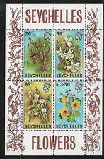 SEYCHELLES SOUVENIR SHEET #238a (NH) FROM 1970