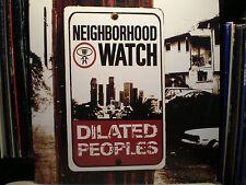 DILATED PEOPLES - NEIGHBORHOOD WATCH (VINYL 3LP)  2004!!!  RARE!!!  ALCHEMIST!!!
