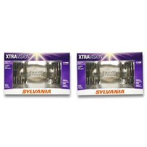 Sylvania XtraVision - Two 1 Packs - H4651XV Light Bulb Fog Daytime Running dk