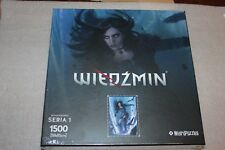 WITCHER PUZZLE YENNEFER NEW COLLECTION SERIES 1 NEW SEALED