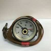STORK Type SC15600S110-1 Temperature Indicator with Switch 0 to 120 deg. C