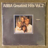 "ABBA - Greatest Hits Vol. 2, 12"" 33 rpm vinyl LP,  Atlantic SD - 16009, 1979 USA"