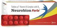 Neurobion Forte 30 Tablets Vitamin B Complex With B12 OTC