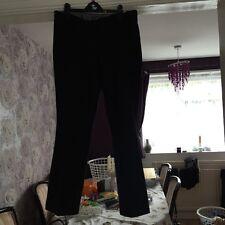 Plain Black Trousers