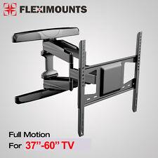 "Articulating LCD LED Full motion TV Wall Mount Bracket 37"" 40"" 42"" 46"" 50 55 60"""