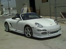 PORSCHE GT3 08 FRONT BUMPER FOR CAYMAN AND 987  BOXSTER 2005 TO 2008