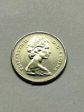 1975 Canadian 10 Cents Prooflike #13325