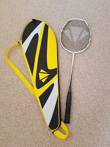 Carlton Air Intercept Badminton Racket, Isometric Head Shape, Japanese HM Carbon