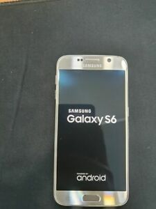 Samsung Galaxy S6 SM-G920  Factory Unlocked Excellent Condition