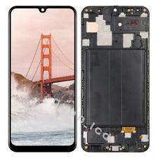 For Samsung Galaxy A30 SM-A305 A305F A305M A305G LCD Touch Digitizer +Frame