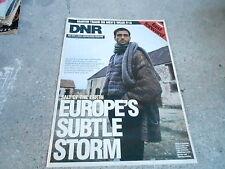 MARCH 18 1991 DNR mens fashion magazine