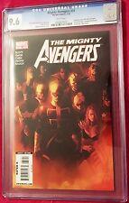 Mighty Avengers #31 CGC 9.6  1st Print