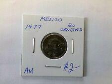 Mexico 1977 20 Centavos